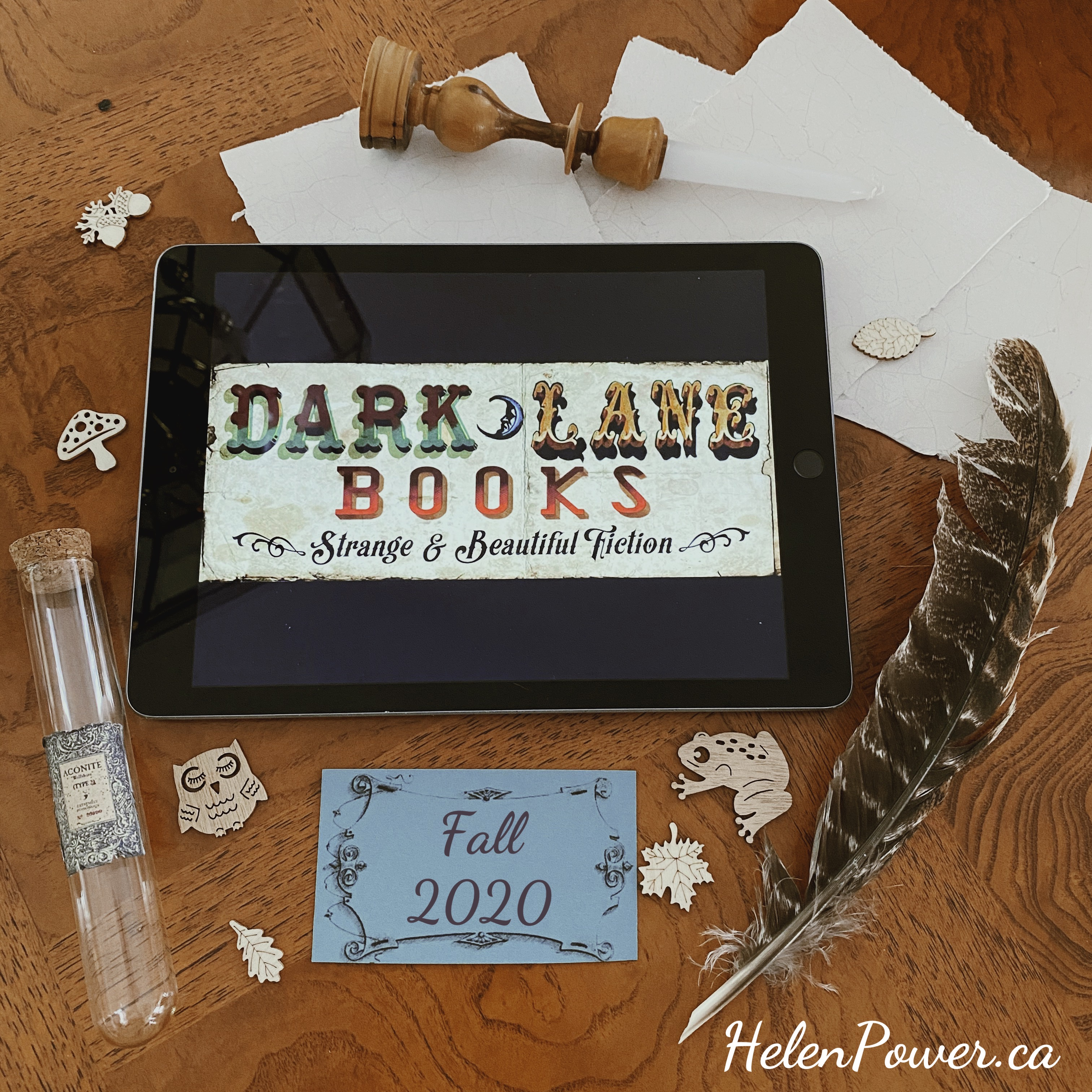 Dark Lane books
